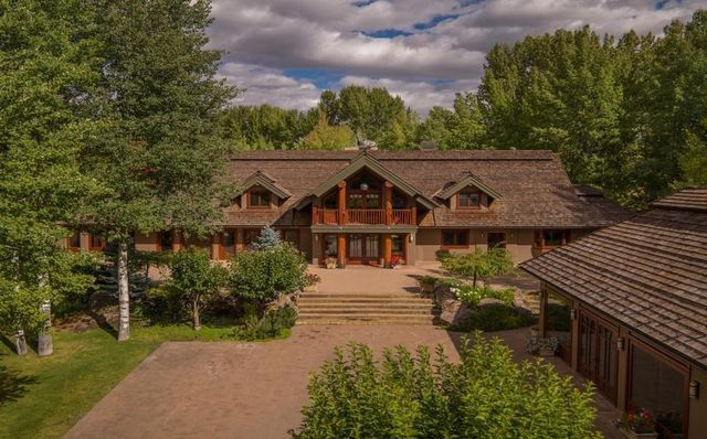 Idaho lodge