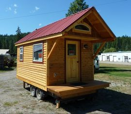 Tiny House: Have Home, Will Travel?