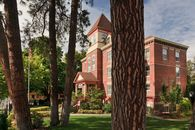Former Idaho Schoolhouse Now a Historic 16-Bedroom Home
