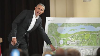 How Obama Is Reviving Chicago Real Estate: Hills, Grills, and a Library Like No Other