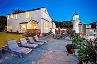 Luxurious in Laguna Beach: An Estate With Lighthouse and Private Beach
