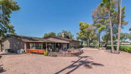 What a Bonanza! Lorne Greene's Ponderosa II for Sale in Arizona