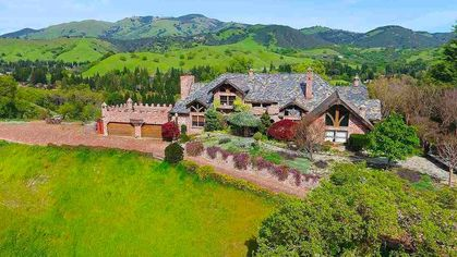 Unleash Your Inner Knight in This Medieval Castle—in the San Francisco Bay Area