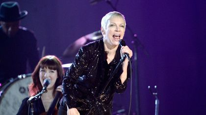 Annie Lennox Destined to Have Sweet Dreams After Buying Hollywood Hills Home