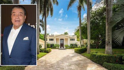 'Sabado Gigante' Host Don Francisco Selling $20M Mansion in Indian Creek, FL