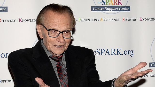 Larry King Lists Luxe Beverly Hills Home for $17M