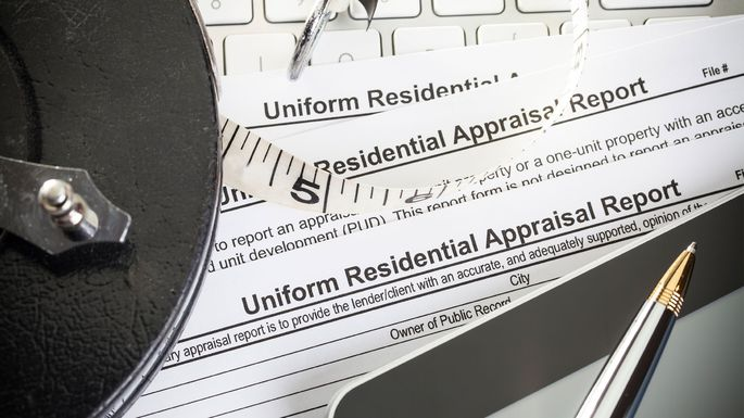 Appraisals Estimate A Homes Value With Fresh Eyes Just Because You And The