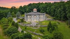 Inspired by Sacred Geometry, an Octagonal Home in Virginia Is Listed for $2M