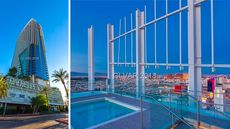 Would You Ante Up $15M for the Founder's Penthouse at The Palms in Las Vegas?
