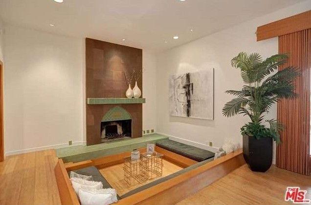 ... Contemporary Sunken Living Rooms. Los Angeles, CA