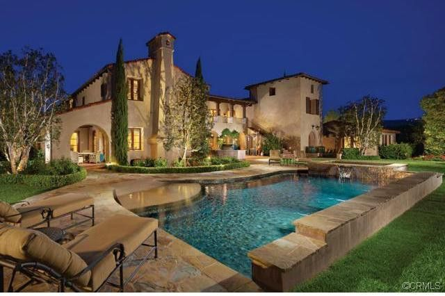 Jim Edmonds' Mansion in Irvine