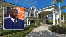 Return of 'Shaq-apulco'! Shaquille O'Neal Cuts Price on Florida Mansion