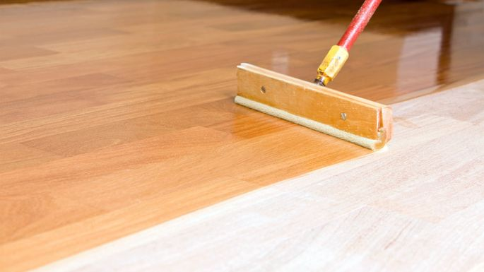 How To Refinish Hardwood Floors Without Breaking The Bank Realtor
