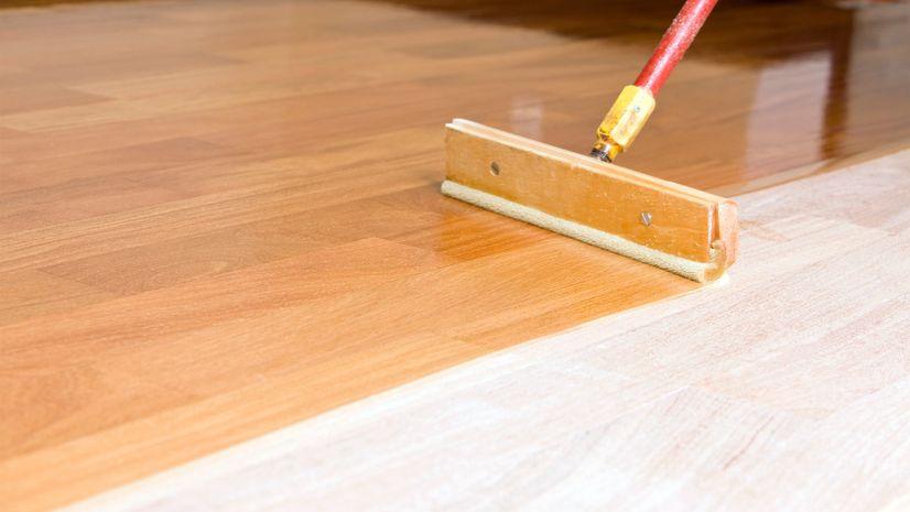 How To Refinish Hardwood Floors Without