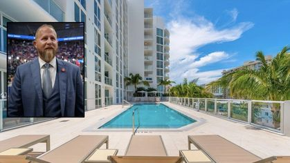 Trump Campaign Manager Brad Parscale May Have Found a Tenant for His Luxe Townhome