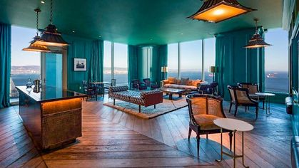 Harmonious San Francisco Penthouse With Self-Playing Piano Lists for $3.7M