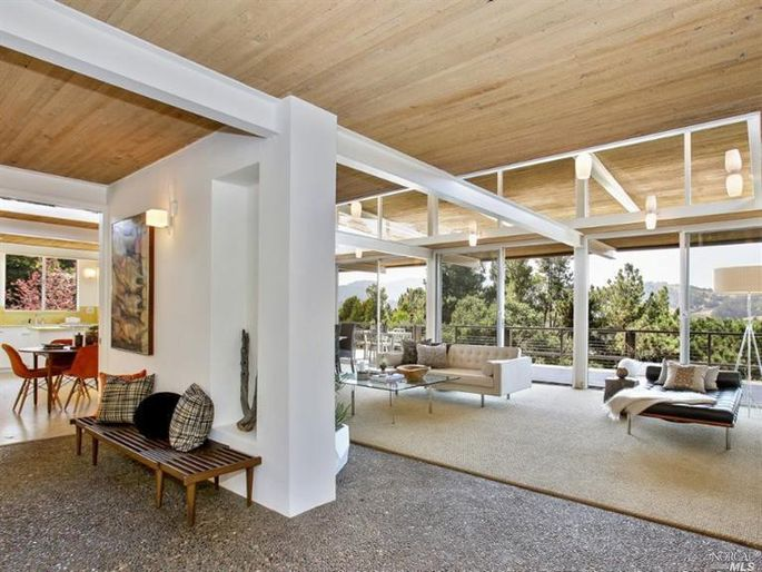 Case Study House #26 On the Market for the First Time in CA ...