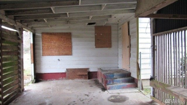 First impressions of fixer-upper house