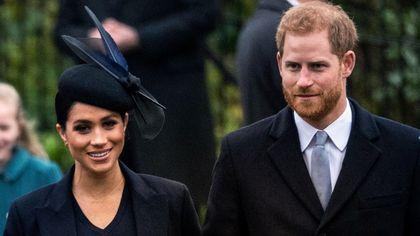 Prince Harry and Meghan Markle's 'Secret' Home—Revealed