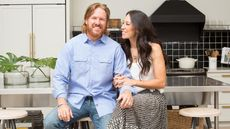 'Fixer Upper': Chip and Joanna Gaines Leave the Country and Go Industrial