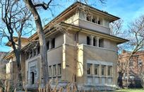 Frank Lloyd Wright's Heller House Lists in Chicago For $2.5M