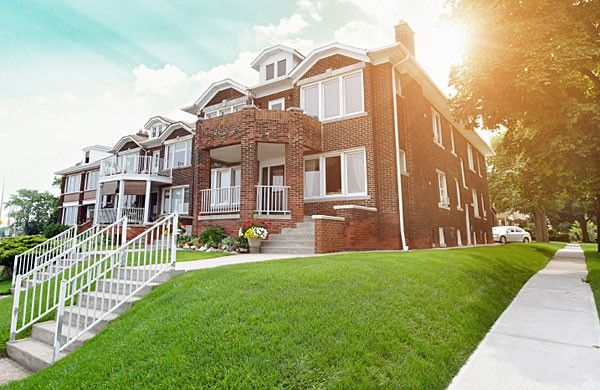 House in Detroit suburbs