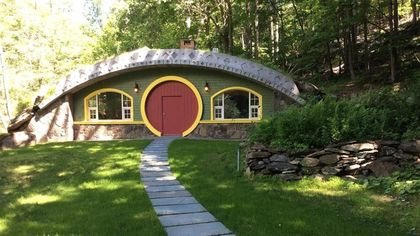 The Shire Is Calling! Live in a Hobbit House Only 90 Minutes Outside NYC