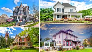 Fancy, yet Frugal: 10 Victorian Homes Under $300K You Can Buy Right Now