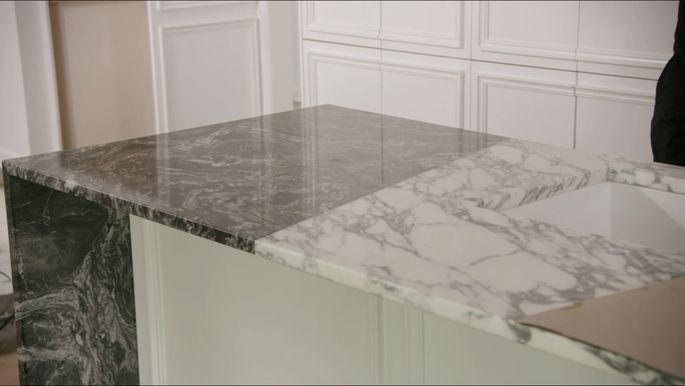 This countertop is the best of both worlds.