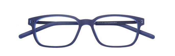 Blue light–blocking glasses
