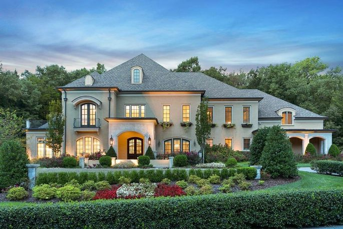 DeMarco Murray's Tennessee home