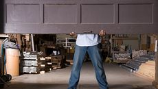 HOA Makes Homeowners Leave Garage Doors Open for a Truly Silly Reason