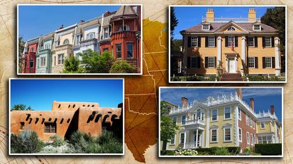 National Treasures: Top 10 U.S. Cities Where You Can Live in a Piece of History