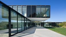 Newly Built Modern Architectural Marvel in Atherton on Market for $30M