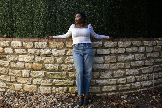 Former Brooklyn resident Jasmyn Peterson said she is getting more value for her housing dollar in Austin than she did in New York.