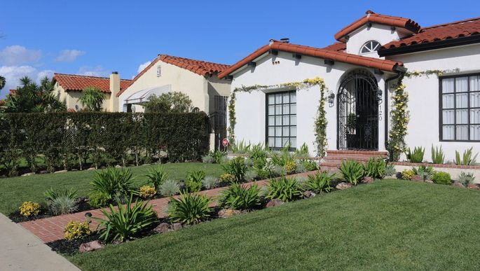Historic Spanish House in Los Angeles