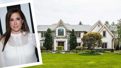 Reality Bites? 'Real Housewives' Star Jacqueline Laurita Relists NJ Mansion