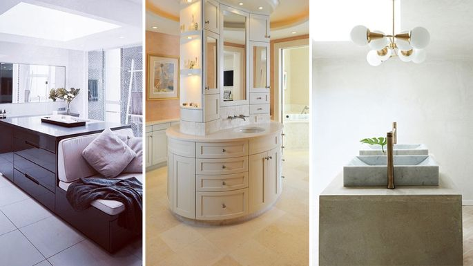 Bathroom Island The Next Big Trend Or A Huge Waste Of Space Realtor Com