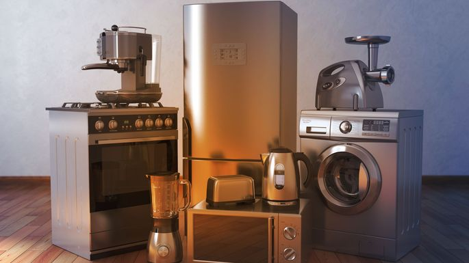 A Guide to Kitchen Appliances: The Best Fridge, Stove, and ...