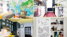 7 Removable Wallpaper Ideas for People Who Can't Commit to the Real Thing