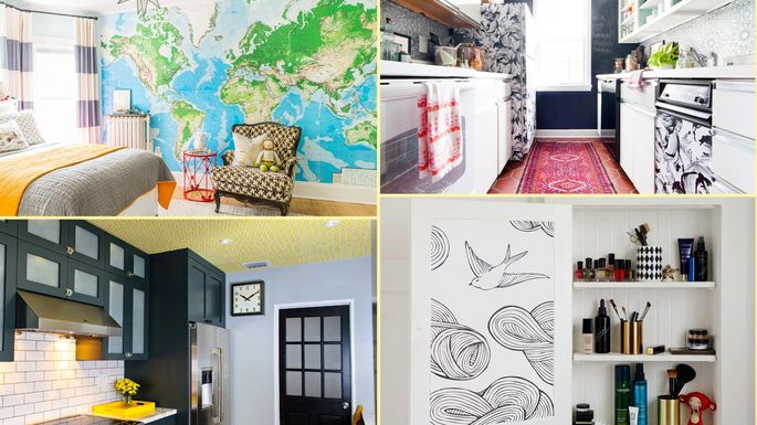 7 Removable Wallpaper Ideas For People Who Can T Commit Realtor Com