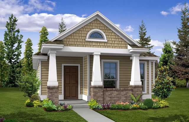 Homes in Whisper Valley are expected to range in price from the high $100,000s to $300,000s.