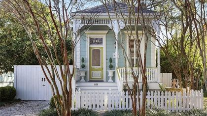 Perfectly Renovated Shotgun Home Available in NOLA for $315K