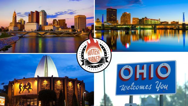 The 20 Hottest Markets in Real Estate, October 2019: Why Ohio?