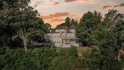 Don't Be Scared! Home at Center of Haunted House Legal Case Available for $1.9M