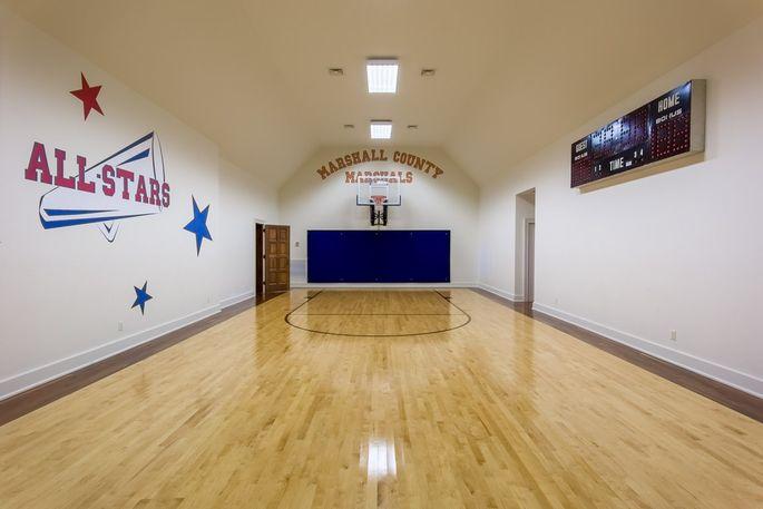 House layout ideas uk basketball