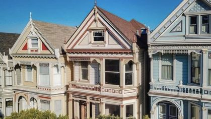 'Painted Lady' on San Francisco's Famed 'Postcard Row' Hits Market for $2.75M