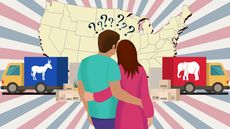 Americans Are Moving in Droves: Will It Totally Remake the Electoral Map?