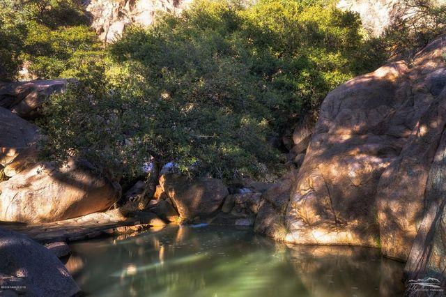 Hot springs Bisbee AZ cave house