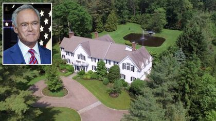 '60 Minutes' Correspondent Scott Pelley Sells Connecticut Mansion at a Loss